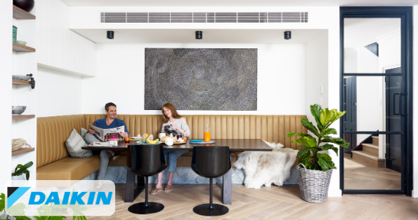 Beating The Heat With Daikin - Woodpecker Heating, Cooling, Fireplaces & BBQ's