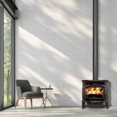 QUADRA-FIRE & VISIONLINE SALE - Woodpecker Heating, Cooling, Fireplaces & BBQ's
