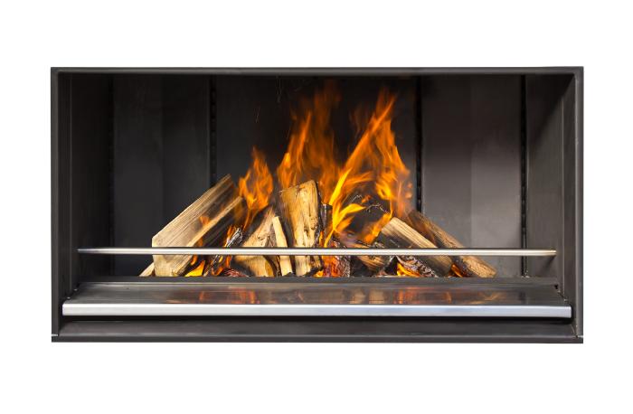 Escea EK1250 Outdoor Fireplace