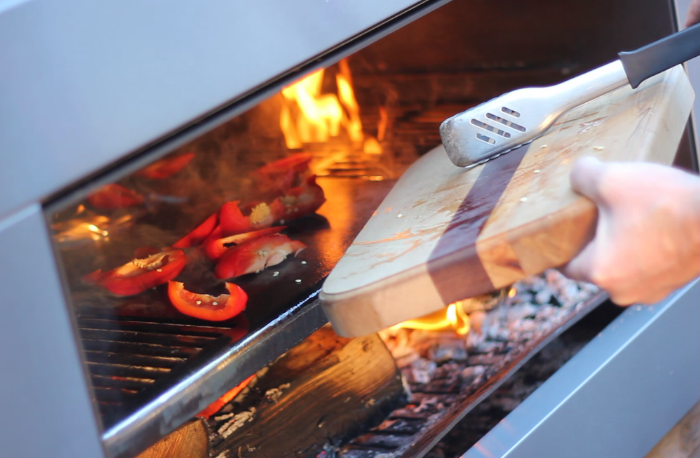Escea EW5000 Outdoor Fireplace