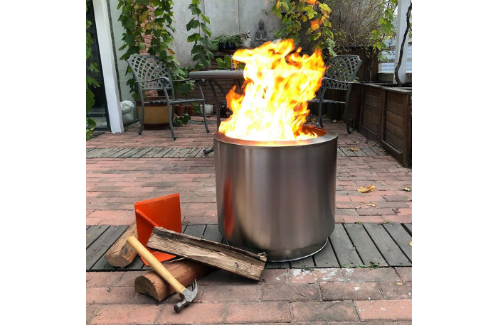 VisionLine Wood Fire Pit