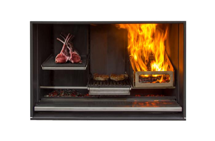 Escea EK950 Outdoor Fireplace