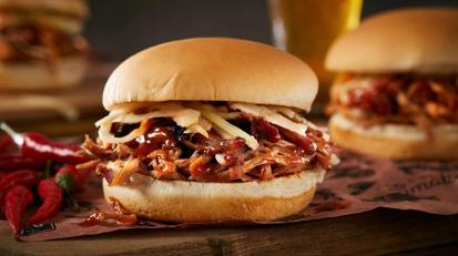 Oklahoma Joe's Smoked Pulled Pork Sliders - Woodpecker Heating, Cooling, Fireplaces & BBQ's