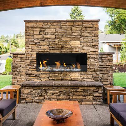 Kemlan Patio Horizon Panoramic - Woodpecker Heating, Cooling, Fireplace & BBQ's