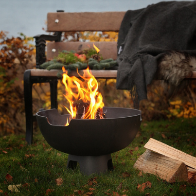 Morso Ignis Outdoor Firepit - Woodpecker Heating, Cooling, Fireplaces & BBQ's