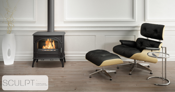 Seguin Stove Collection Blog Sculpt Fireplace Collection - Woodpecker Heating, Cooling, Fireplaces & BBQ's