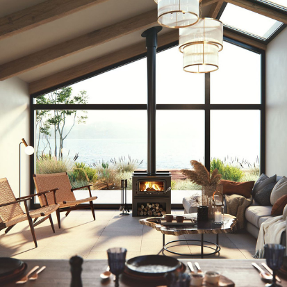 10% OFF INSTALLATION - Woodpecker Heating, Cooling, Fireplaces & BBQ's