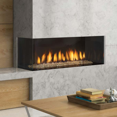 Regency Chicago Corner 40LE - Woodpecker Heating, Cooling, Fireplaces & BBQ's