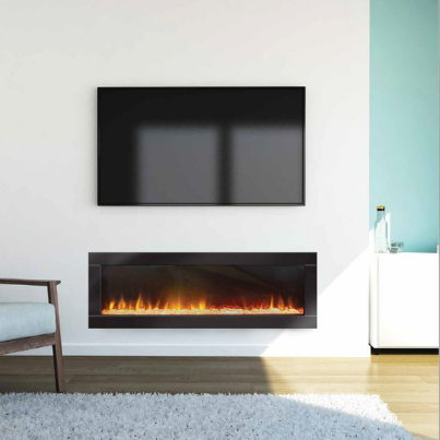 Ambe Electric Fireplace - Customer Experience - Woodpecker Heating Cooling Fireplaces and BBQs