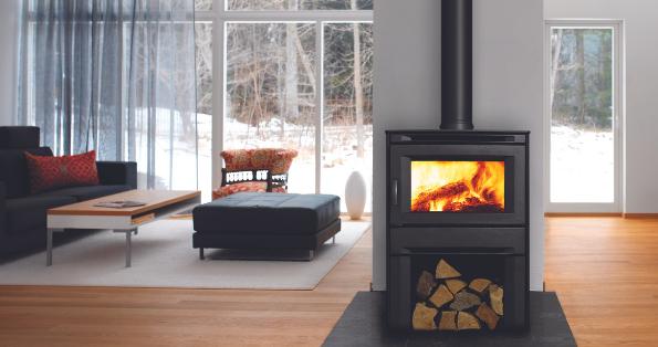 Regency Woodpecker heating Cooling Fireplace BBQS