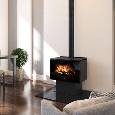 Masport Creswick Woodpecker Heating Cooling Fireplace BBQs