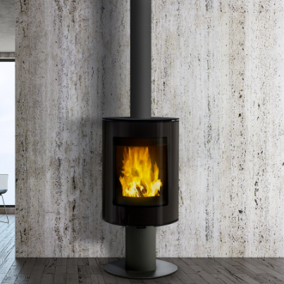 VisionLine Spin Woodpecker Heating Cooling Fireplace BBQs