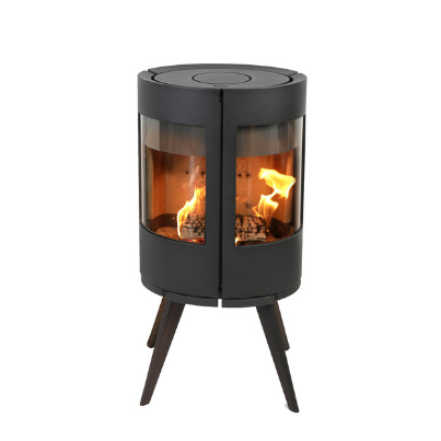 Morso Modern Woodpecker Heating Cooling Fireplace BBQs