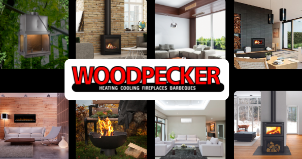 Find Your Perfect Heating Solution Woodpecker Heating Cooling Fireplace BBQs