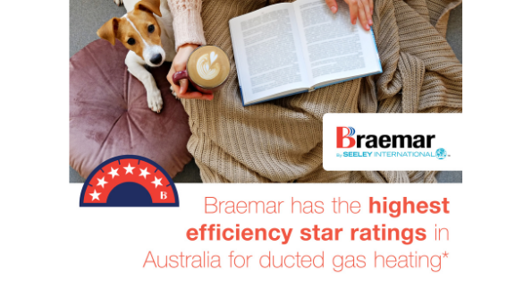 Braemar Gas Ducted Heating Woodpecker Heating Cooling Fireplace BBQS