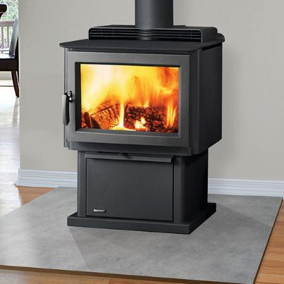 Regency Hamilton Woodpecker Heating cooling Fireplace BBQs