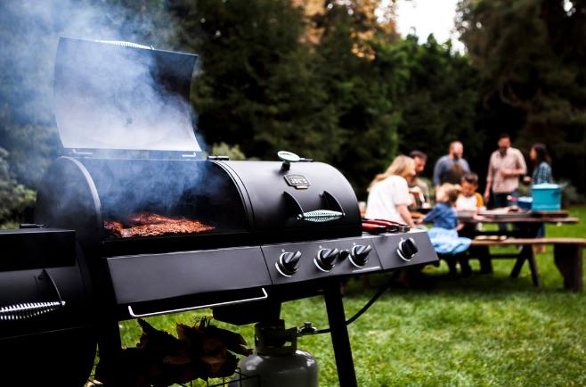 Save 15% On BBQS