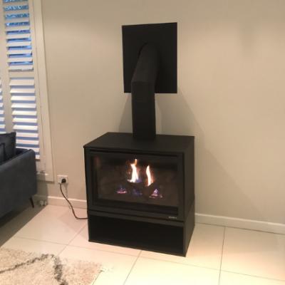 i30x Fs Woodpecker Heating Cooling Fireplace BBQs